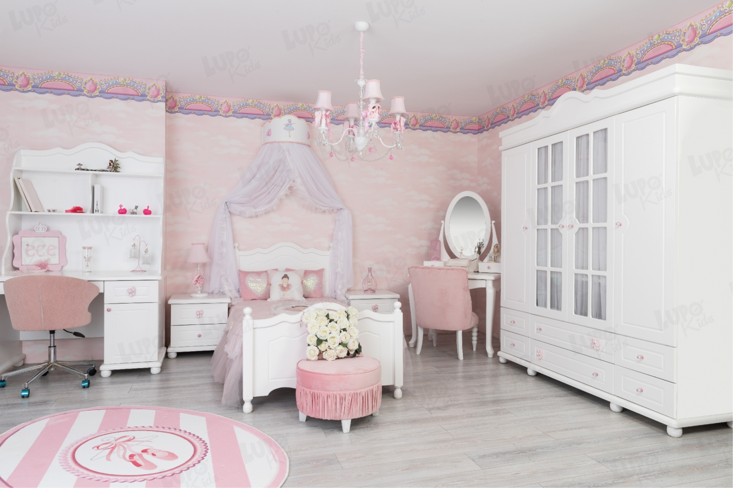 Ballerina Kids Room