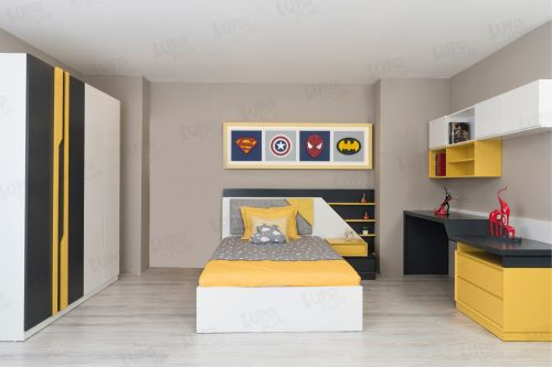 Hero Young Room